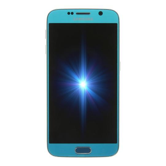 Samsung Galaxy S6 (SM-G920F) 32 GB Azul buen estado