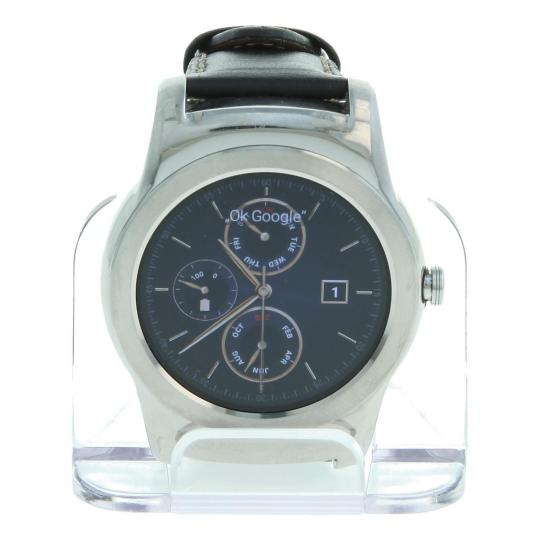 LG G Watch Urbane (W150) silber Silber gut
