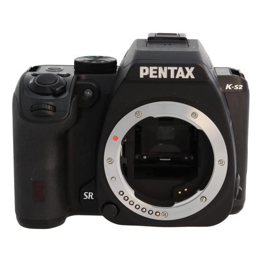 Pentax K-S2 negro