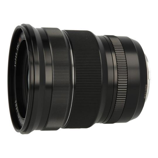 Fujifilm 10-24mm 1:4.0 XF R OIS Schwarz neu