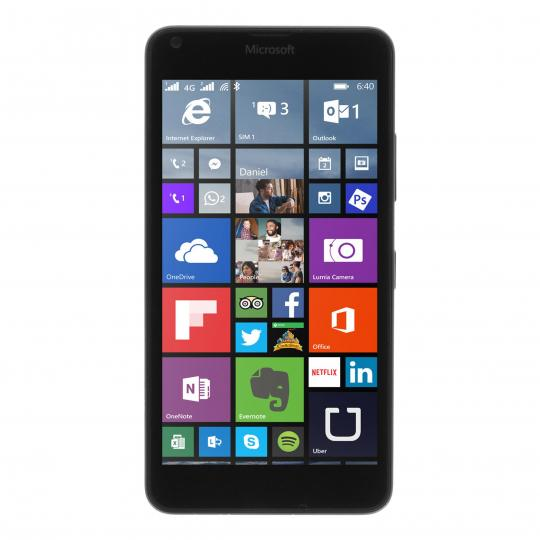 Microsoft Lumia 640 Dual-Sim 8 Go noir Neuf