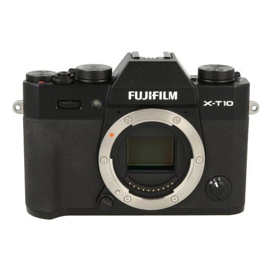 Fujifilm X-T10 noir Très bon