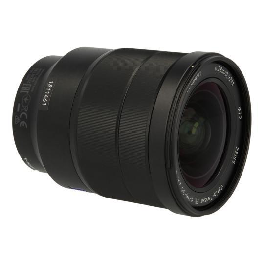 Sony 16-35mm 1:4.0 AF FE ZA OSS negro buen estado