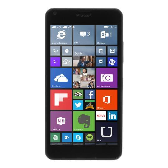 Microsoft Lumia 640 4G 8 Go noir Bon