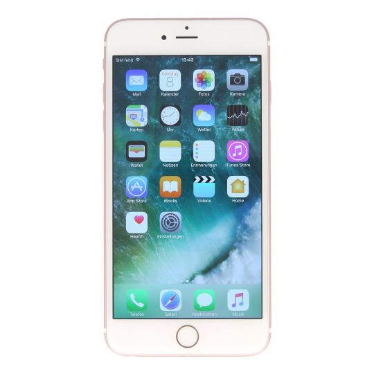 Apple iPhone 6s Plus (A1687) 16 Go rose or Très bon