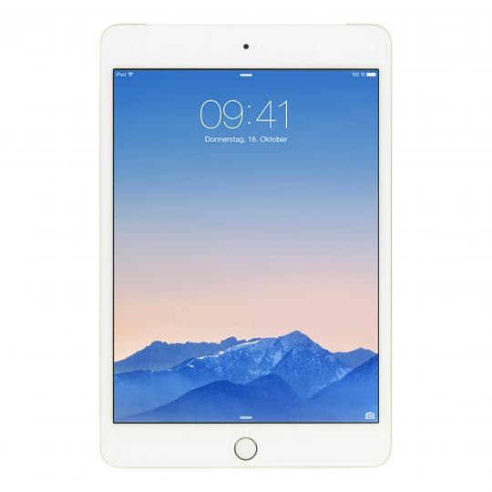 Apple iPad mini 4 WiFi + 4G (A1550) 128 Go or Bon