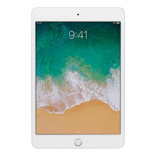 Apple iPad mini 4 WiFi + 4G (A1550) 128 Go argent Bon
