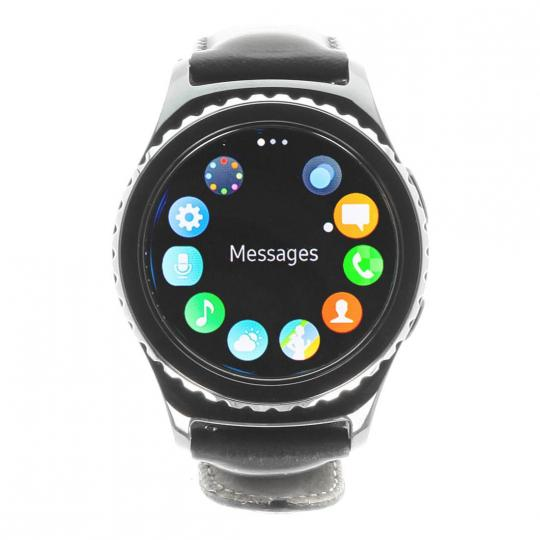 Samsung Gear S2 Classic schwarz Schwarz neu