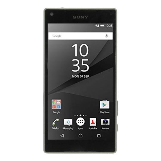 Sony Xperia Z5 compact 32 GB Schwarz gut