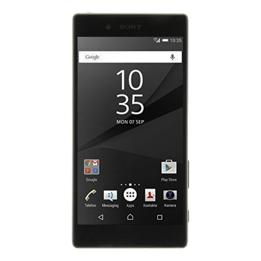 Sony Xperia Z5 32 GB Schwarz sehr gut