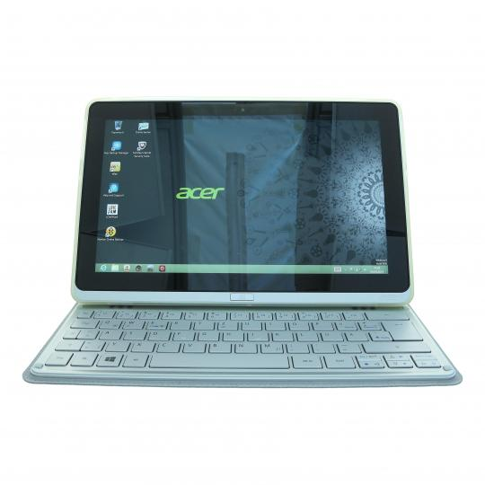 Acer Iconia W700 64 GB Silber gut
