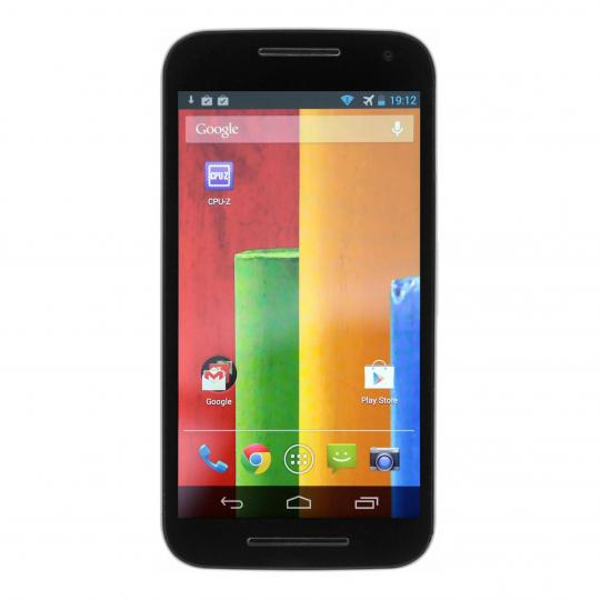 Motorola Moto G (3. Generation) 16Go noir Bon