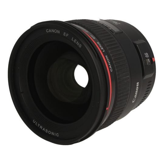 Canon EF 24mm 1:1.4 L USM Schwarz gut