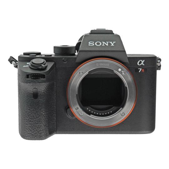 Sony Alpha 7R II / ILCE-7RM2 Schwarz neu