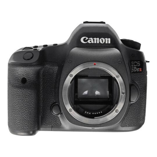 Canon EOS 5Ds R Schwarz gut