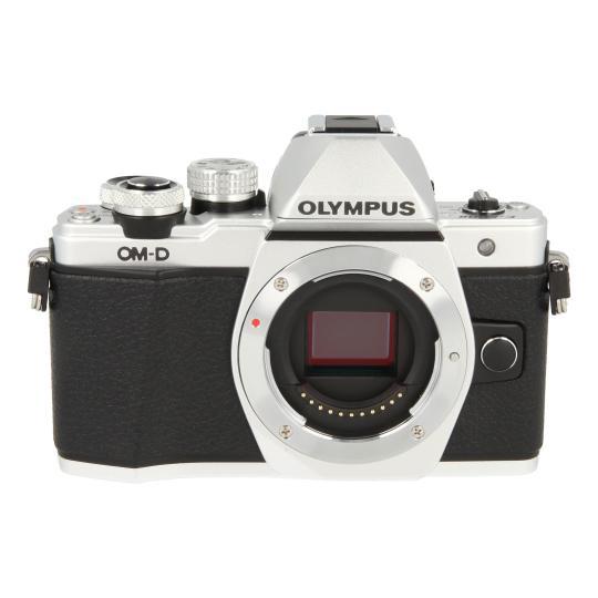 Olympus OM-D E-M10 Mark II Silber wie neu