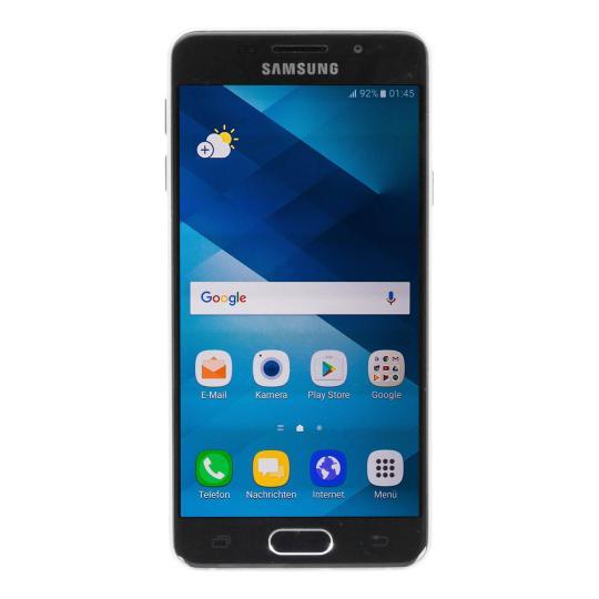 Samsung Galaxy A3 2016 (SM-A310F) 16 GB Schwarz sehr gut