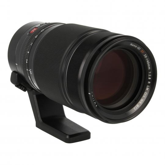 Fujifilm 50-140mm 1:2.8 XF R LM OIS WR Schwarz gut