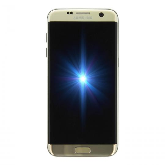Samsung Galaxy S7 Edge (SM-G935F) 32 GB Gold sehr gut