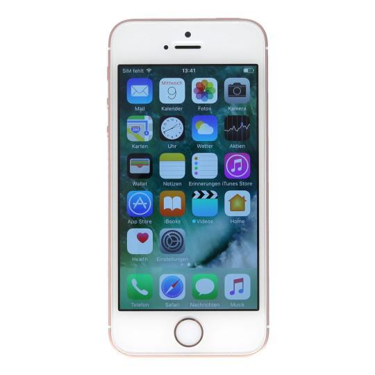 Apple iPhone SE (A1723) 16 GB Rosegold gut