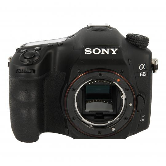 Sony Alpha 68 / ILCA-68 Schwarz neu