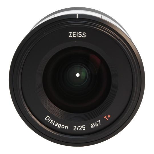 Zeiss Batis 2/25 con  Sony E Mount negro buen estado