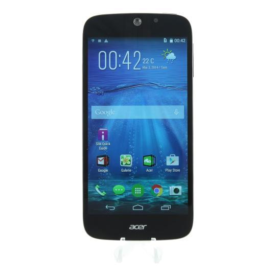 Acer Liquid Jade Z 8 GB Schwarz gut