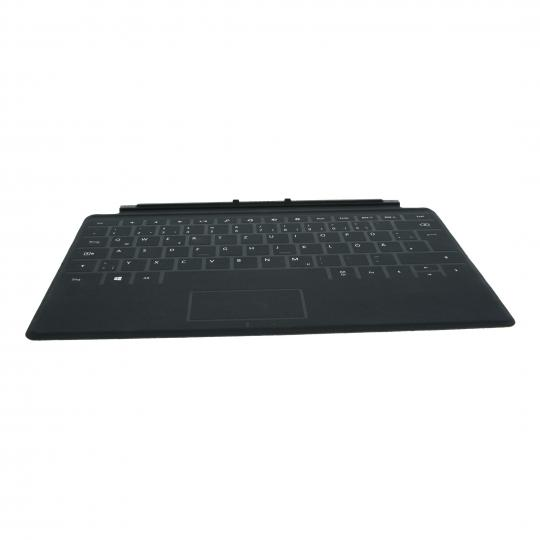 Microsoft Surface Touch Cover Schwarz - QWERTZ gut