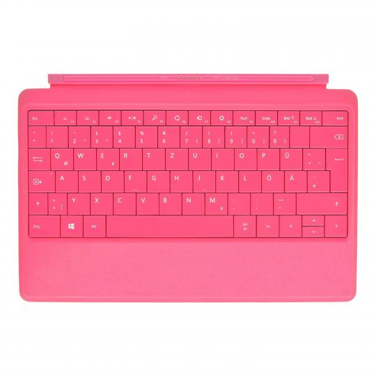 Microsoft Surface Type Cover (A1561) pink wie neu