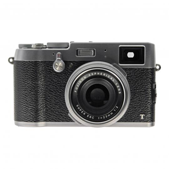 Fujifilm X100T argent Bon