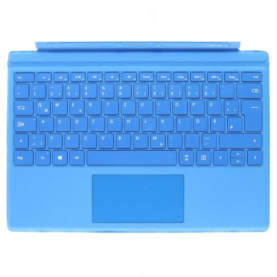 Microsoft Surface Pro 4 Type Cover (A1725) Hellblau gut