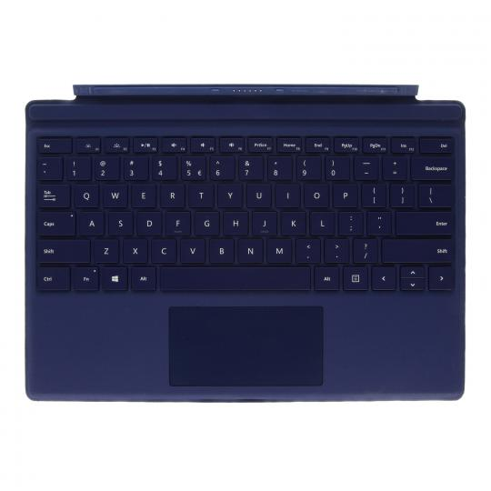 Microsoft Surface Pro 4 Type Cover (A1725) Blau gut