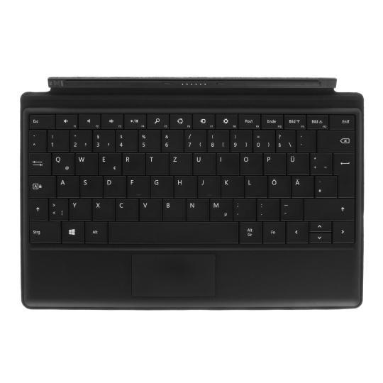 Microsoft Surface Type Cover 2 (A1535) schwarz - QWERTZ neu