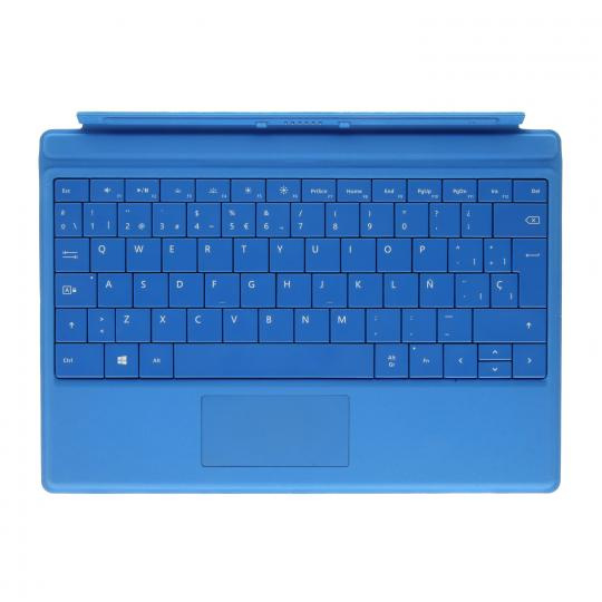 Microsoft Surface Type Cover 3 (A1654) hellblau gut