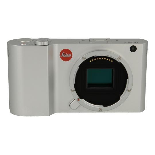 Leica T (Type 701) argent Très bon