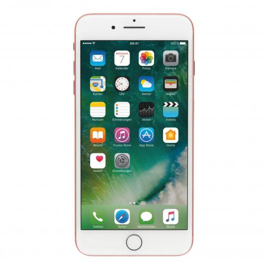 Apple iPhone 7 Plus 128 GB Rot sehr gut
