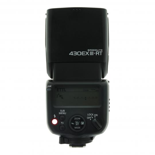Canon Speedlite 430EX III-RT noir Neuf