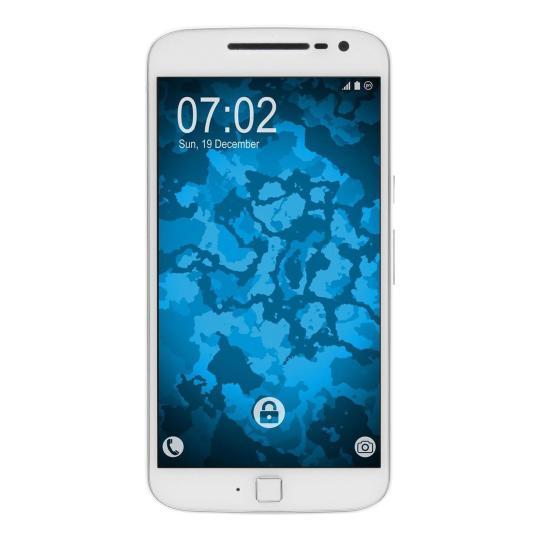 Motorola G4 16 GB weiß gut