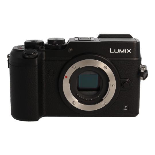 Panasonic Lumix DMC-GX8 negro buen estado