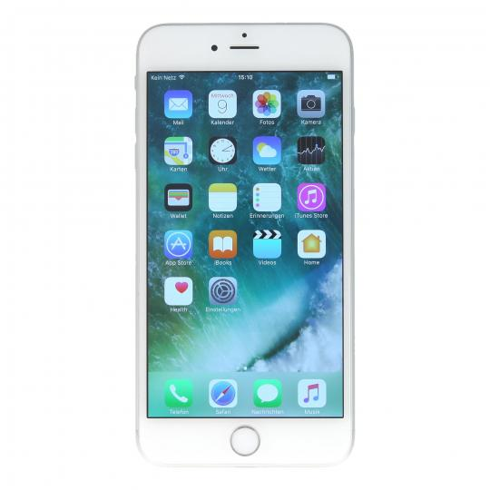Apple iPhone 6s Plus (A1687) 32 GB Silber gut