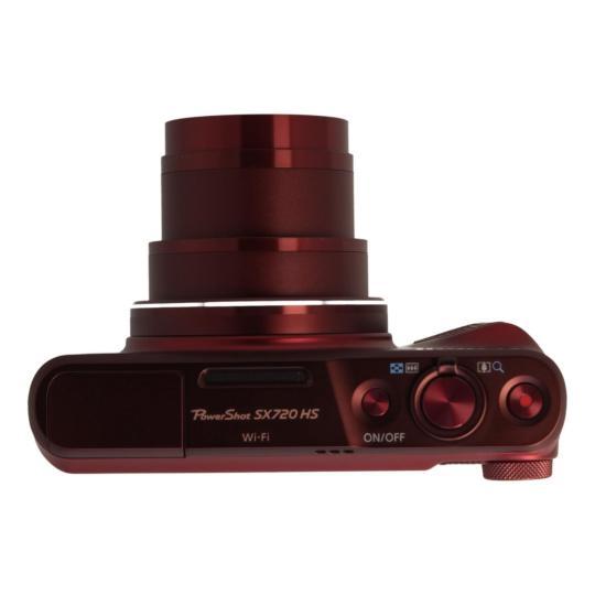 Canon PowerShot SX720 HS Rot gut