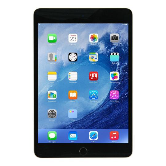 Apple iPad mini 4 WiFi (A1538) 32 Go gris sidéral Bon