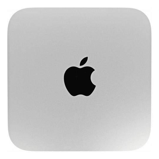 Apple Mac mini 2014 Intel Core i5 1,4 GHz 480 Go SSD 4 Go argent Très bon