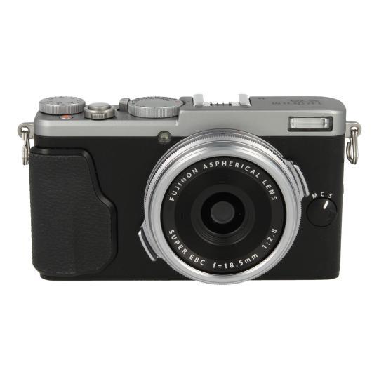 Fujifilm FinePix X70 Silber gut