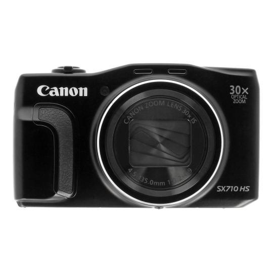 Canon PowerShot SX710 HS Schwarz sehr gut