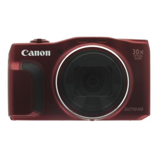 Canon PowerShot SX710 HS rot gut