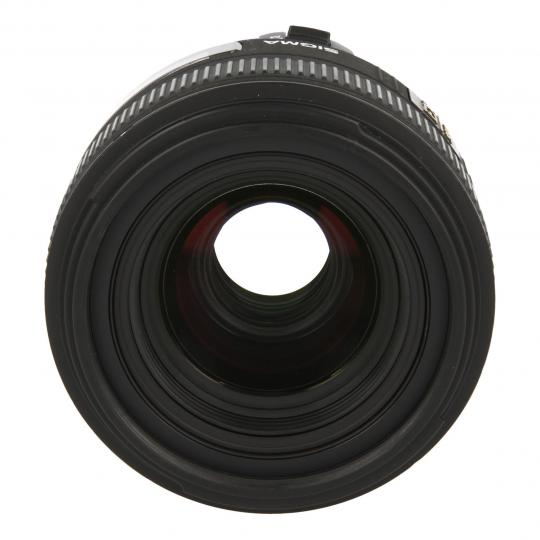 Sigma 30mm 1:1.4 AF EX DC HSM para Four-Thirds negro buen estado