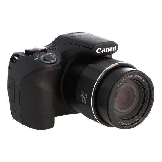 Canon Powershot SX 540 HS noir Comme neuf