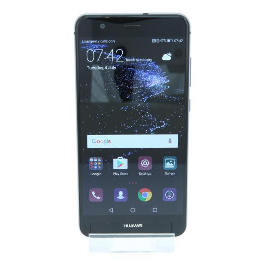 Huawei P10 Dual-Sim 64 GB negro buen estado
