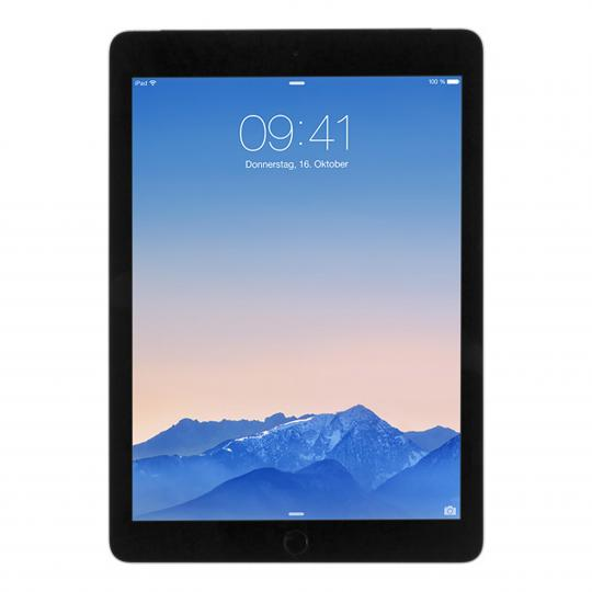 Apple iPad 2017 WLAN (A1822) 32 GB Spacegrau gut